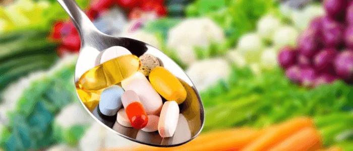 Gesundheitsfördernde Nahrungsergänzungsmittel Wirkung Wirkstoffe